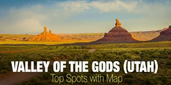 Valley of the Gods – Visiting Utah's Backcountry