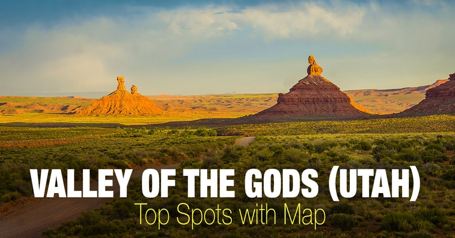 Valley of the Gods - Visiting Utah's Backcountry