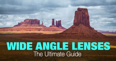 Wide angle lenses explained