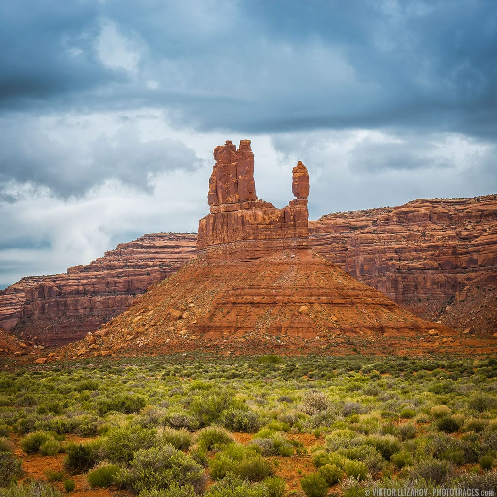 Valley of the Gods - Visiting Utah's Backcountry 4