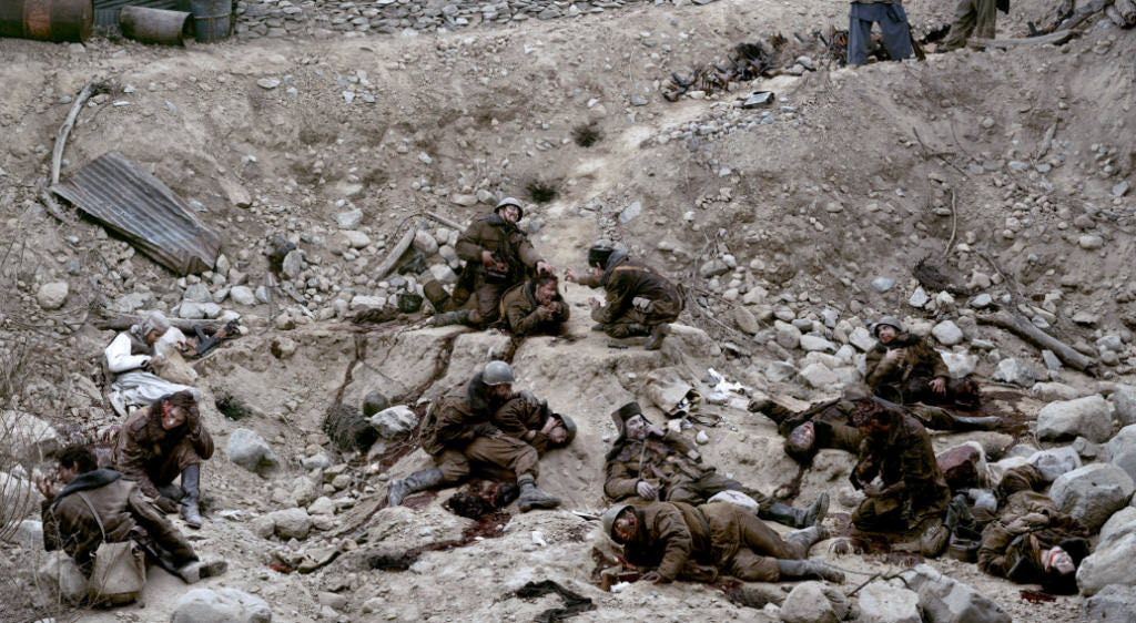 Jeff Wall, Dead Troops Talk