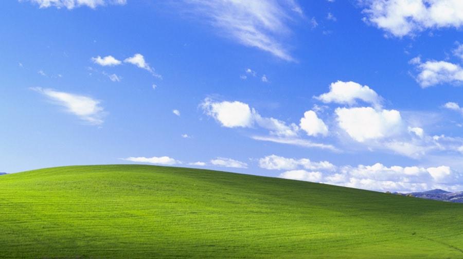Microsoft XP Walpaper