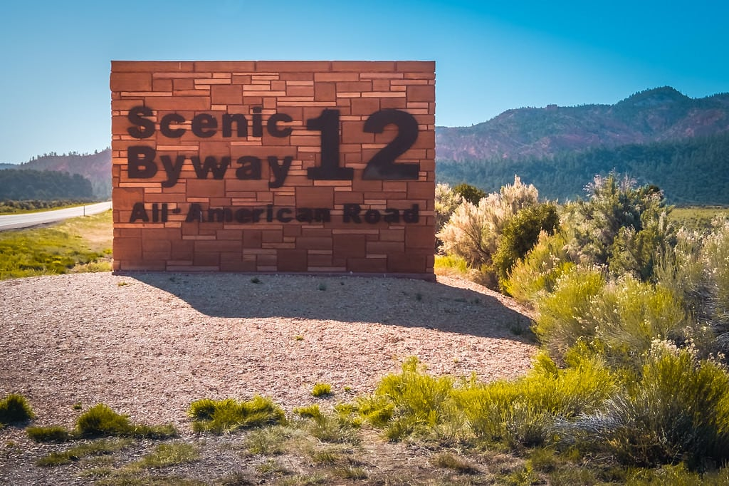 Utah's Scenic Byway 12 - Southwest Trip: Day 5 1