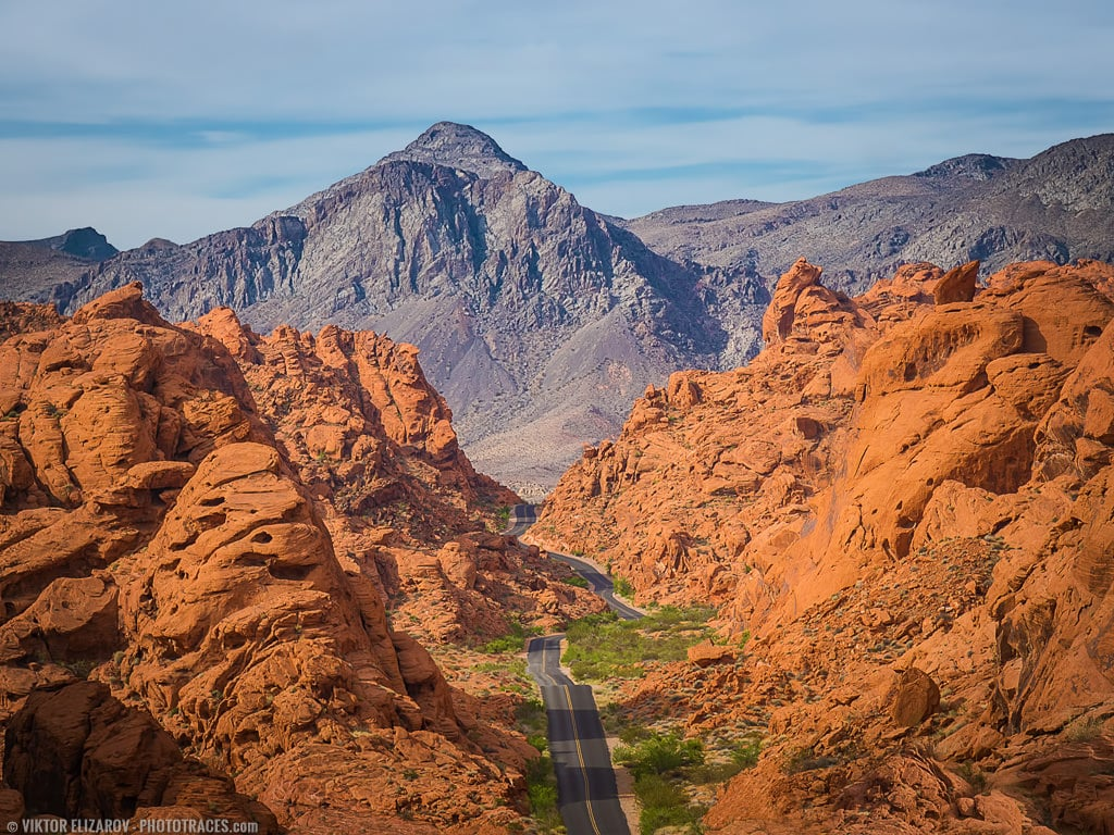 Driving Through America's Southwest – Intro 5