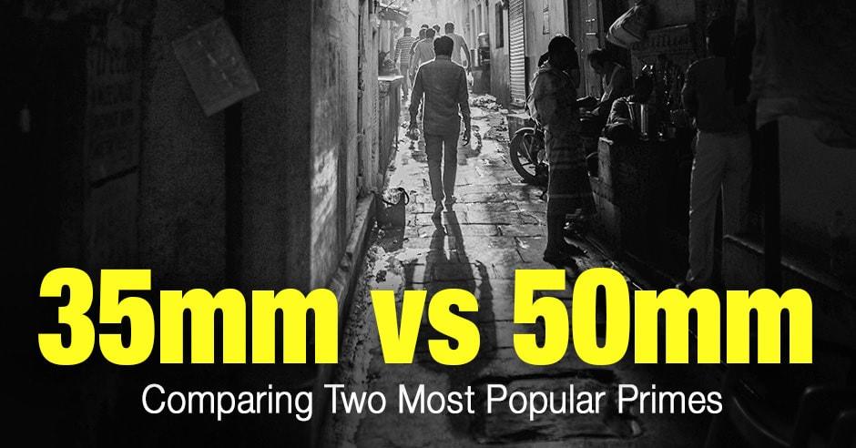 35mm vs 50mm Lenses