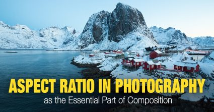 Aspect Ratio in Photography as the Essential Part of Composition
