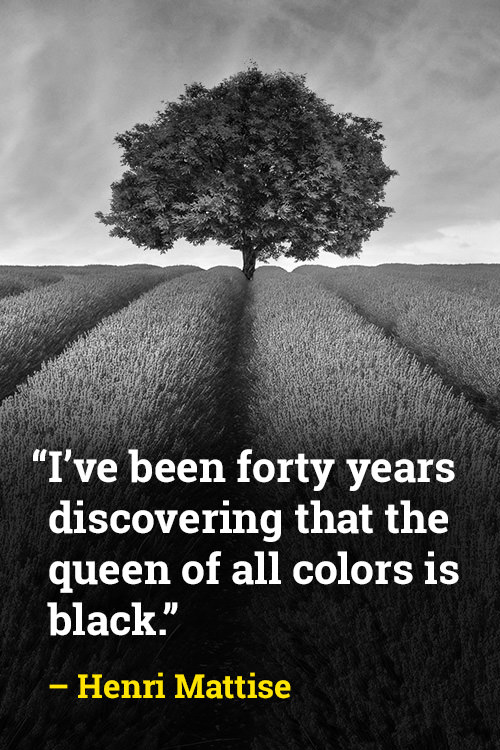 Henri Mattise on the Queen of All Colors