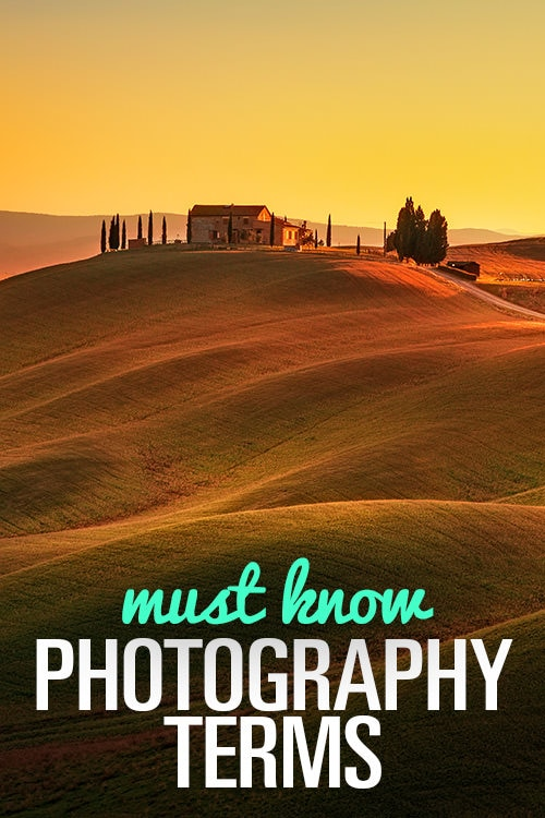Photography Terms: Top 45 Photography Slang Phrases You MUST KNOW 1