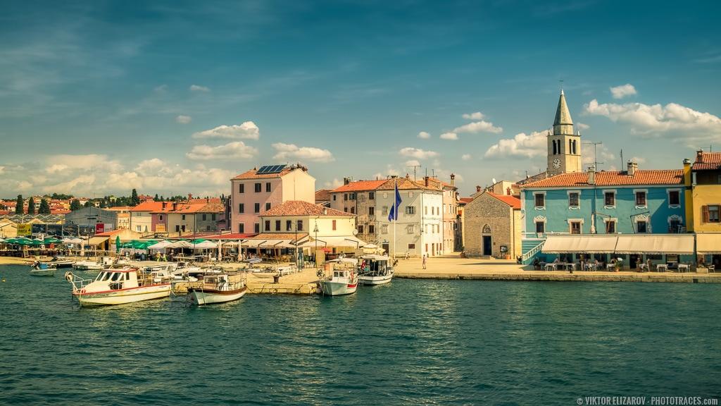 From Fazana to Brijuni Island (Croatia) 1