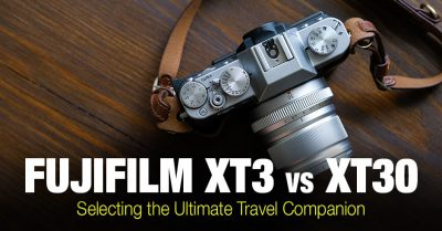 Fuji xt3 vs xt30: Selecting the Ultimate Travel Companion