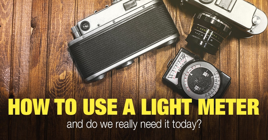 How to Use a Light Meter for Photography
