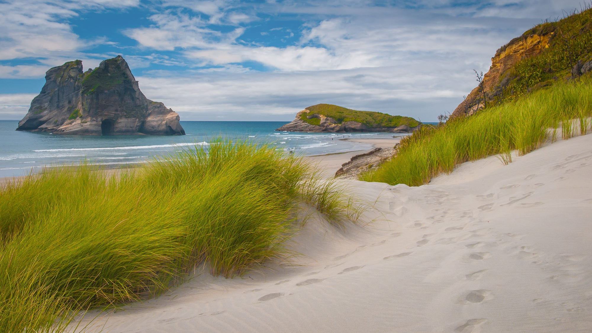 New Zealand South Island Road Trip for Travelling Photographers 1