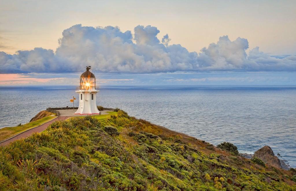 New Zealand North Island Road Trip: 1. Cape Reinga Lighthouse
