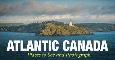 Atlantic Canada Photography Spots