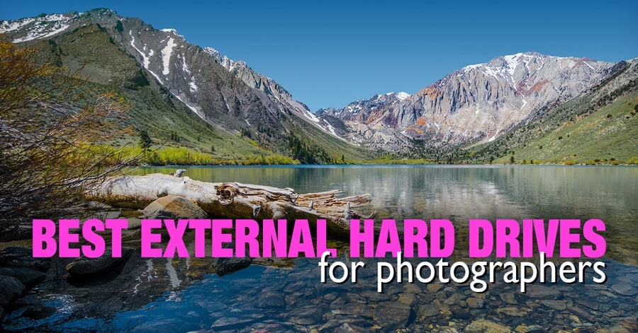 Best External Hard Drives for Photographers 1