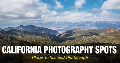 California Photography Spots