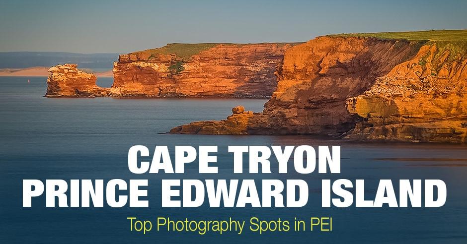 Cape Tryon - Prince Edward Island 3