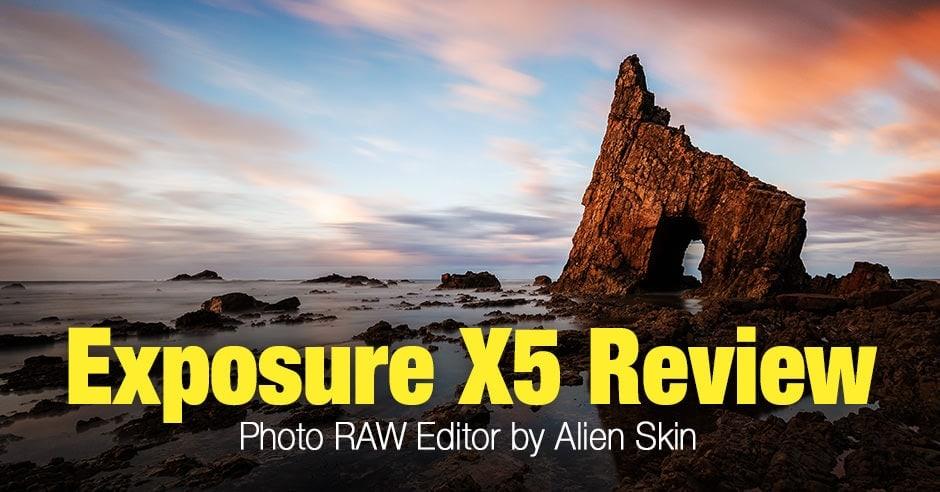 Exposure X5 Review. True Lightroom Alternative?