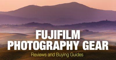 Fujifilm Photography Gear
