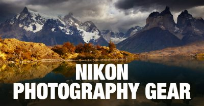 Nikon Photography Gear