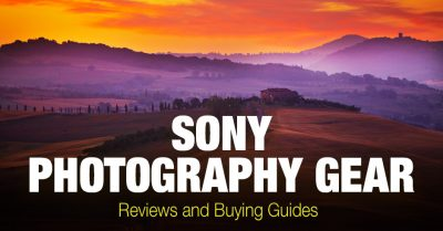 Sony Photography Gear