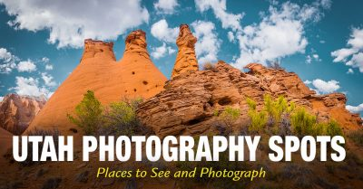 Utah Photography Locations