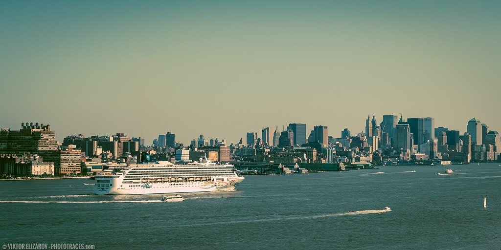 New York City – the Best Spot to Photograph Panoramas of Manhattan 5