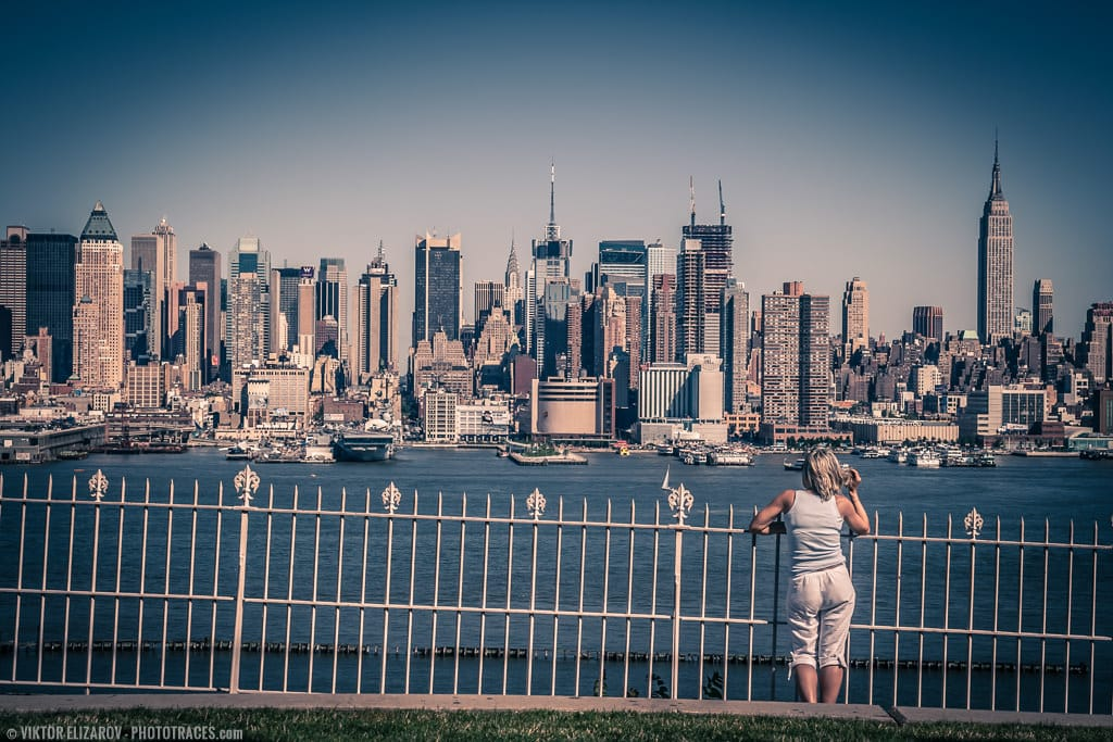 New York City – the Best Spot to Photograph Panoramas of Manhattan 4