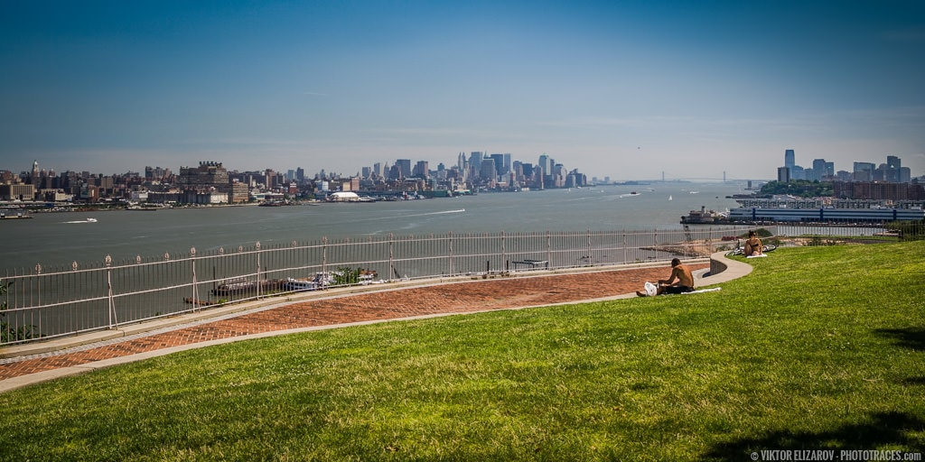 New York City – the Best Spot to Photograph Panoramas of Manhattan 2