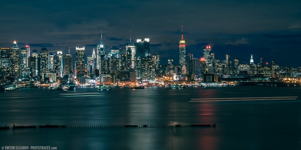 New York City – the Best Spot to Photograph Panoramas of Manhattan 6