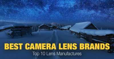 Best Camera Lens Brands Today
