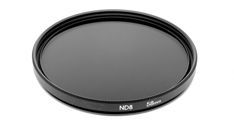 What is an ND Filter? Neutral Density (ND) Filter Chart 5