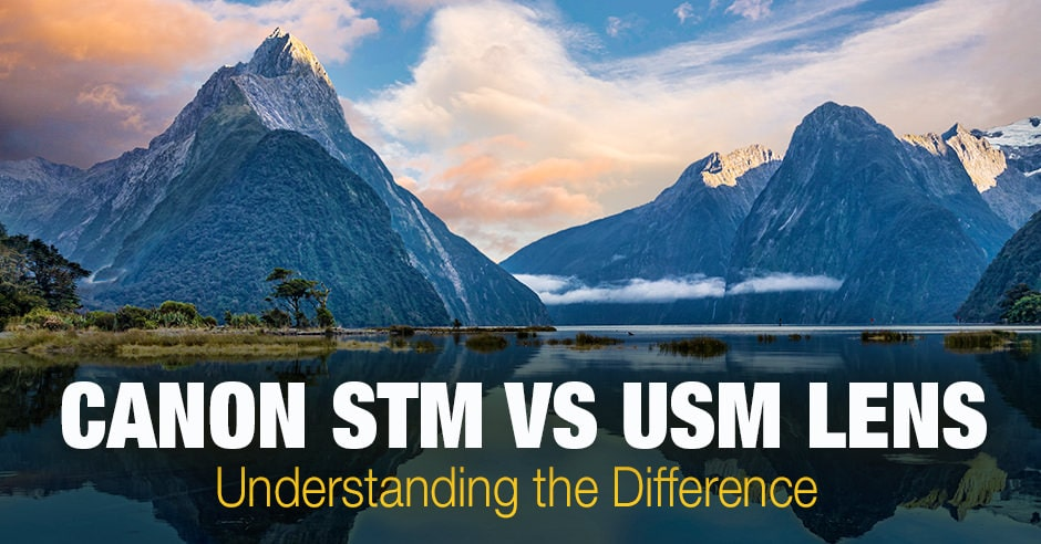 Canon STM vs USM Lens: Understanding the Difference 1