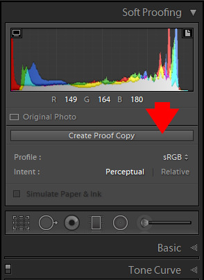Lightroom Soft Proofing - Step-By-Step Workflow 3