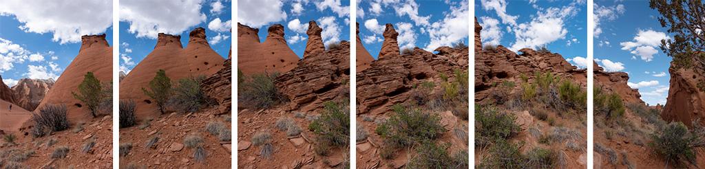 Kodachrome Wide Angle Panorama 2