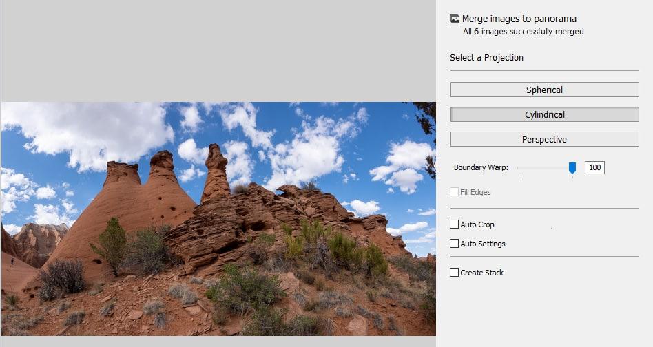 Kodachrome Wide Angle Panorama 3