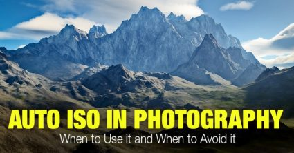 Auto ISO in Photography: When to Use it and When to Avoid it
