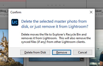 How to Delete Rejected Photos in Lightroom (My Culling Method) 1