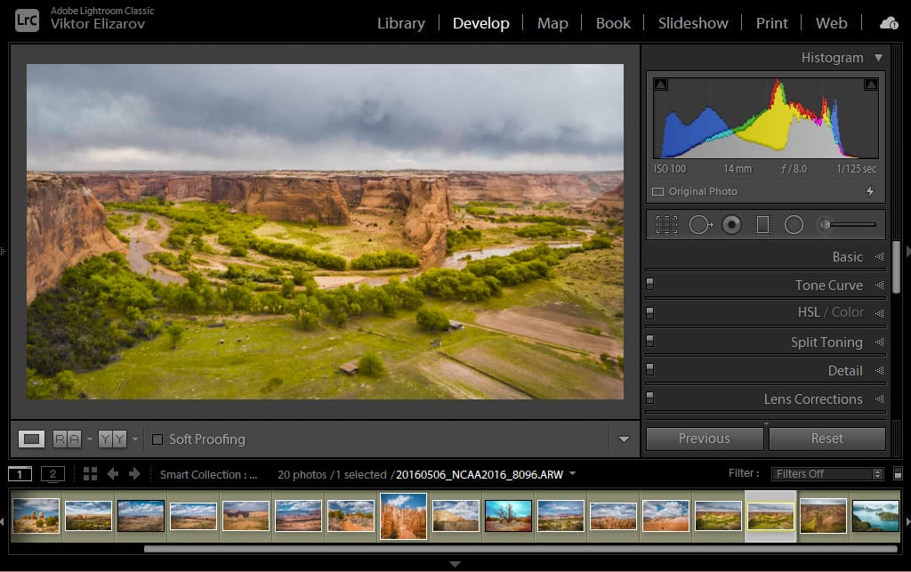 Lightroom Before and After: 7 Ways to Visualize Your Edits 2
