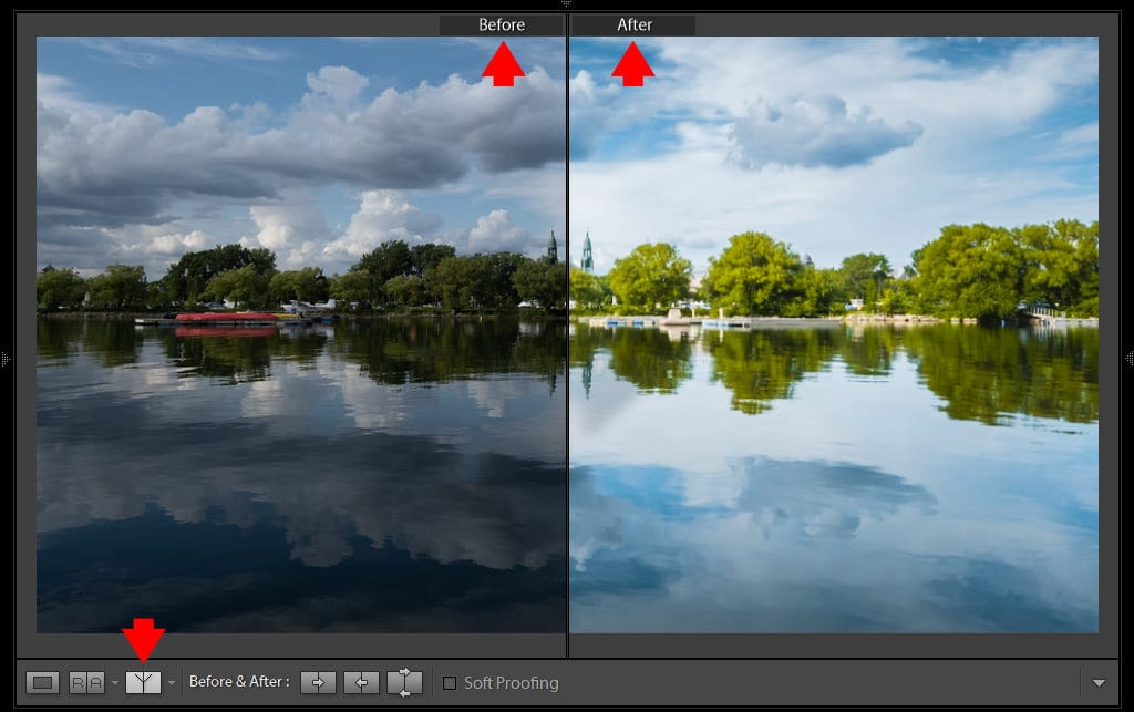 Lightroom Before and After: 7 Ways to Visualize Your Edits 6