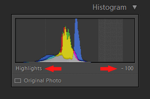 Lightroom Histogram As Interactive Editing Tool 1