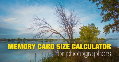 How Many Pictures Can 32GB Hold? Memory Card Size Calculator for Photographers 4