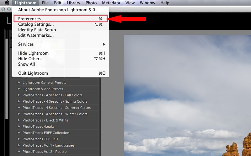 How to Install Lightroom Presets - Step-by Step Guide 7