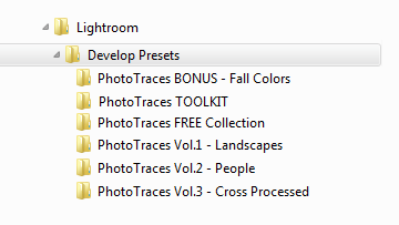 How to Install Lightroom Presets - Step-by Step Guide 9