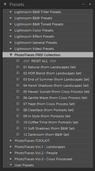 How to Use Lightroom Presets - Step by Step Tutorial 1