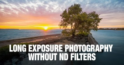 Daytime Long Exposure Photography Without ND Filters