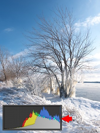 Snow Photography Tips: How to Photograph and Edit Snowy Scenes 4