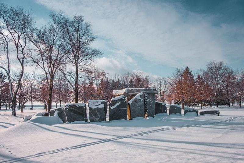 How to Edit Snowy Landscapes - Remove Blue Color Cast