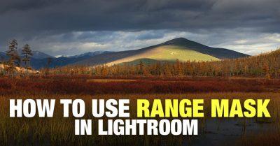 Lightroom Range Mask: Advanced Luminosity and Color Masking in Lightroom