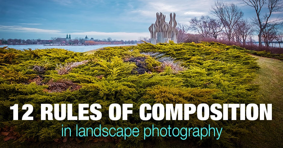 12 Rules of Composition in Photography (Landscapes & Travel) 9